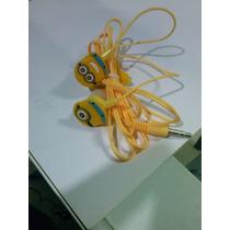 Audifonos Minions