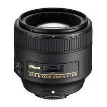 Lente Nikon 85mm 1.8g Original Nikon Brasil.