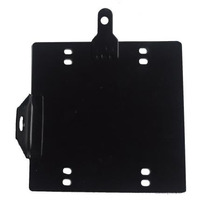 Porta Patente Chopera Lateral Universal Chapa - Motor Crue