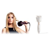 Modelador De Cachos Hair Styler + Máquina De Tranças Twist S