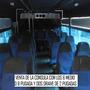 Consuela De 6 Medio Y 2 Draiver Seleniun Para Autobús Iveco