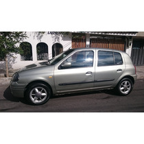Flamante Renault Clio Rxt 2003