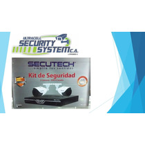 Kit De Seguridad Secutech 2 Camaras + Dvr 4 Canales