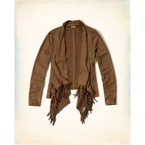 Hollister By Abercrombie Campera Hoodie Buzo Canguro Sweater