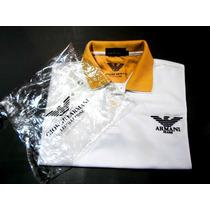 Camisa Polo - Giorgio Armani - Pronta Entrega