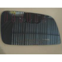 Lente Espelho Retrovisor Astra 99/12 Direito Azul