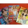 Cosmopolitan Lote De 3 Revistas Año 2011 Excelente Oportunid