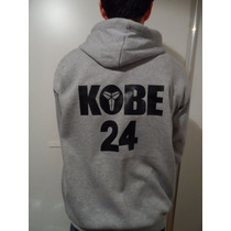 Buzo Estampado Nba Los Angeles Lakers Mamba Negra