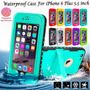 Funda A Prueba De Agua Iphone 6 6s 6 Plus Redpepper + Regalo