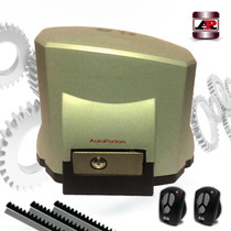 Automatizacion Porton Corredizo Motor Automatico Ch Abs 400
