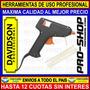 Pistola De Pegar Barras De Siliconas (temperatura) Davidson