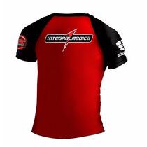 Camiseta Vermelha Fps 50 - Integralmedica