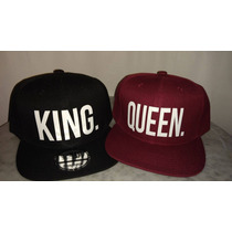 Gorras King/queen