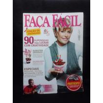 Revista Faça Fácil N°25 Edição De Aniversário 2010 (usada)