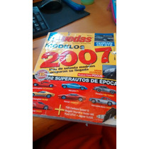 Revista Ruedas 2007 Modelos Mas De Setenta Modelos