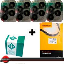 Kit Tucho Hidraulico + Correia + Tensor Astra Vectra 16v Gm