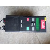 Danfoss Vlt 2800 Variador De Frecuencia , Velocidad 1.5hp