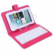 Tablet Wifi 3g Android 4.4 Barato Semelhant Samsung + Capa