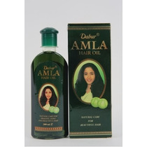 Óleo Amla Dabur (cabelos Escuros)360ml (grátis 20% Extra)