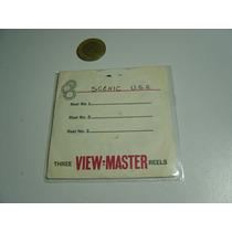 Viewmaster Reels Tres Discos 1960
