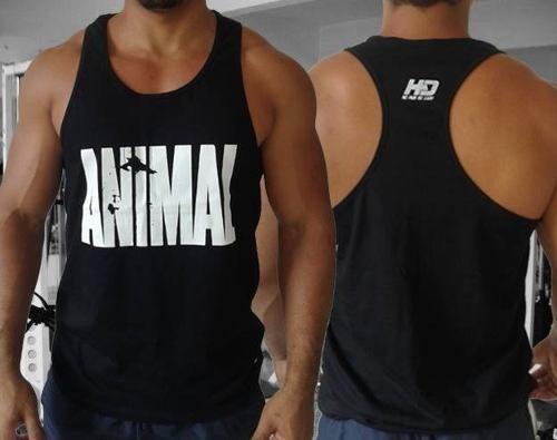 Combo 04 Camisetas Regatas Cavada Nadador Animal Musculação - R  100 ... 5289b8d68d8