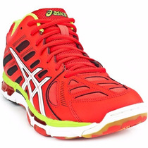 Tênis Asics Gel-volleycross Running Original Novo 1magnus