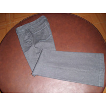 Jean Banana Republic, Corte Oxford. Color Gris. Talle 28/6.