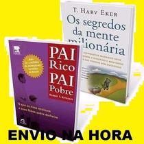 Pai Rico + Segredos Mente Milionária - Ebook Pdf + Audiobook