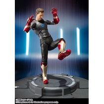 Tony Stark Mark 42 Iron Man Sh Figuarts Marvel Bandai Dispon
