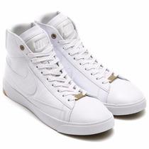 Botitas Nike Blazer Lux Prm Qs Cuero Hombre 776261-100