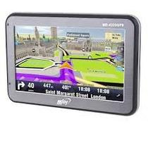 Gps Midi Md 4325 4 3 Mapa Inter Silver Novo Na Caixa
