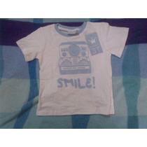 Camisa Nuevas De Niño Epk Talla 3, De 23,18 Meses Al Mayor