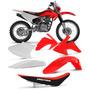 Kit Plasticos Crf 230 Xr Nx 150 200 250 Banco Roupa
