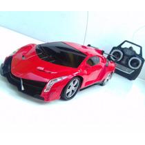 Carrinho Carro De Controle Remoto R/c Sport Raly