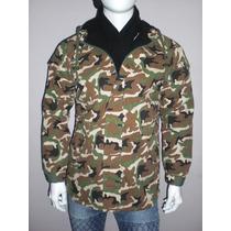 Chamarra Camouflage Moda Asiatica Para Hombre Talla L
