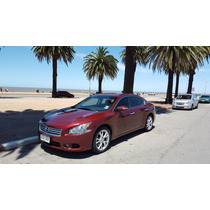 Vehiculo Diplomatico - 2012 Nissan Maxima 3.5 Sv