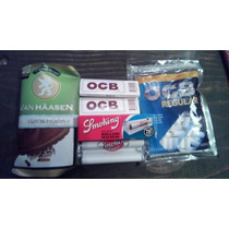 Armadora Smoking+100 Ocb+100 Filtros+tabaco
