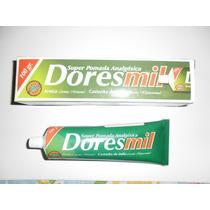 Doresmil Dores Mil Gel Pomada Original Com 10 Unidades