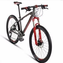 Bicicleta Mtb Alubike Risk R26 ¡accesorio Gratis!