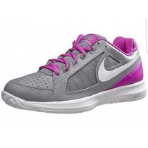 Zapatillas Nike Tenis Mujer 9 Usa. Impecables !! Como Nuevas