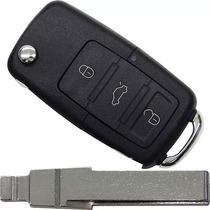 Chave Canivete Adaptação Fiat Gm Chevrolet Vw Volkswagen