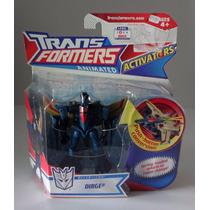 Transformers - Animated - Decepticon Dirge - Frete Grátis