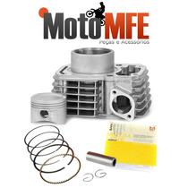 Kit Motor Cilindro Metal Leve Cbx Strada,nx,xr 200 K9200