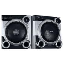 Caixa De Som Acústica 420w Fwm582 Par Philips
