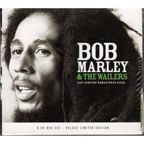 Box Bob Marley & The Wailers - 6 Cds - Digipack
