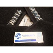 Tapete Carpete Do Jetta 2011 Ate 2015 Original Volkswagen