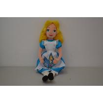 Alicia Pais De Las Maravillas Peluche Original Disney