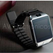 Smart Watch Bluetooth Reloj Teléfono Cámara Tf Sim Desbloqu