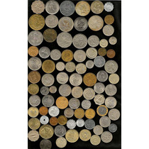 Monedas Del Mundo !!!!escoje!!!! Lotes De 10 Pzas.