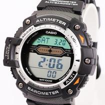 Casio Sgw 300 Altímetro Barómetro Termómetro